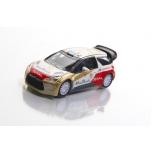 "Mudelauto Citroën DS3 WRC 3""  S.Loeb / M.Hirvonen"