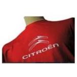 Citroën T-särk, punane, suurus L